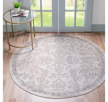 7' x 7' Oregon Round Rug main image