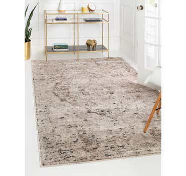 Beige Oregon Rug