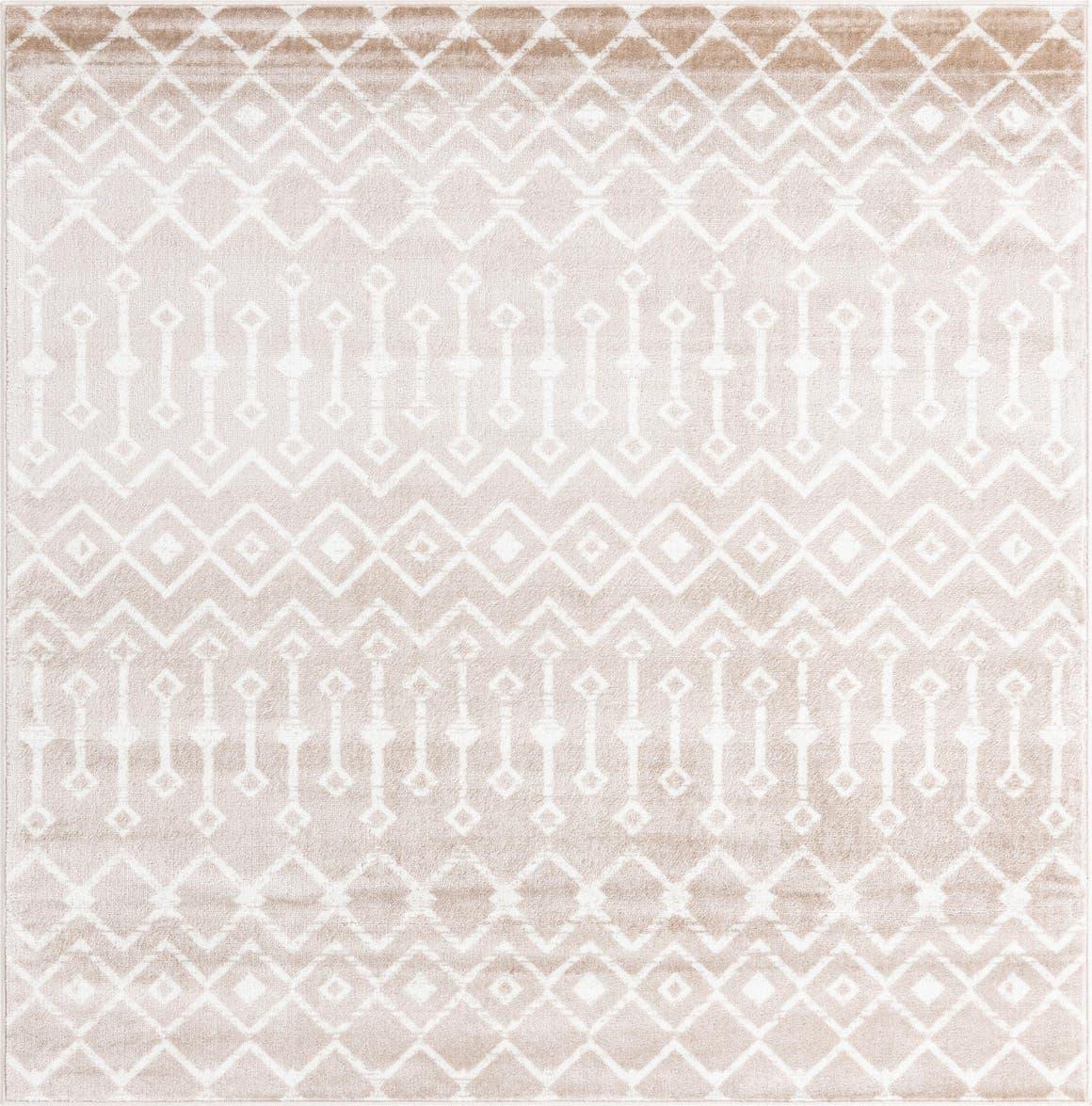 6' x 6' Kasbah Trellis Square Rug main image