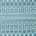 Link to Turquoise of this rug: SKU#3147543