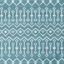 Link to Turquoise of this rug: SKU#3147704