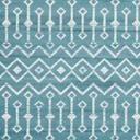Link to Turquoise of this rug: SKU#3147706
