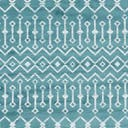 Link to Turquoise of this rug: SKU#3147535