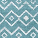Link to Turquoise of this rug: SKU#3147585