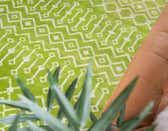 6' x 6' Kasbah Trellis Square Rug thumbnail