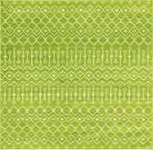 8' x 8' Kasbah Trellis Square Rug thumbnail