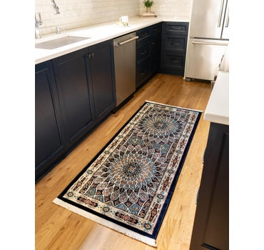 3' x 13' Nain Design Runner Rug main image