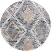 4' x 4' Caspian Round Rug thumbnail