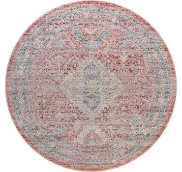 4' x 4' Noble Round Rug main image