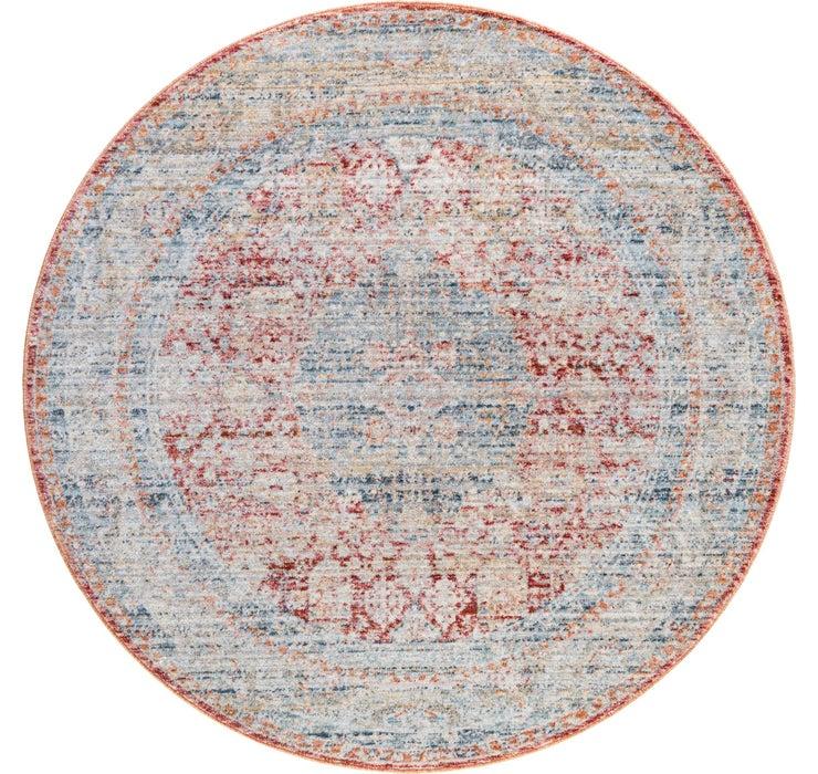 4' x 4' Noble Round Rug
