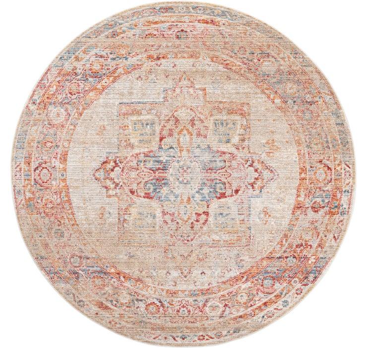 160cm x 160cm Noble Round Rug