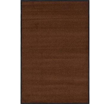 4' 4 x 6' 7 Doormat Rug main image