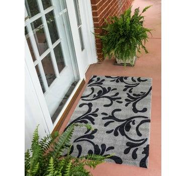 2' 7 x 4' Doormat Rug main image