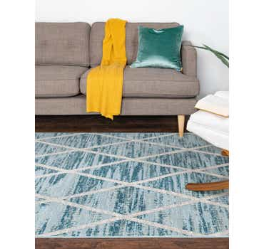 Image of  Light Blue Starlight Rug