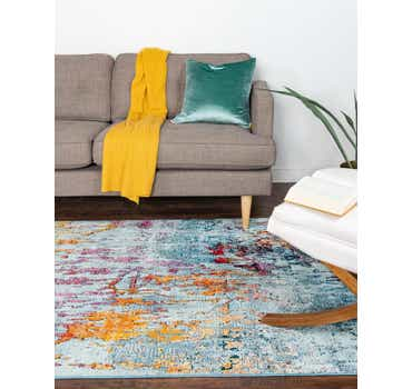 Image of  Blue Starlight Rug