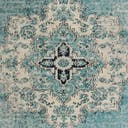 Link to Turquoise of this rug: SKU#3148300
