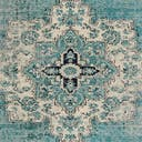 Link to Turquoise of this rug: SKU#3148301