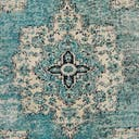 Link to Turquoise of this rug: SKU#3148302