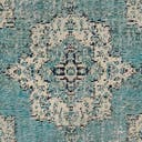 Link to Turquoise of this rug: SKU#3148305