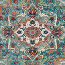 Link to Turquoise of this rug: SKU#3148329