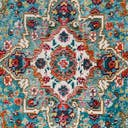Link to Turquoise of this rug: SKU#3148340