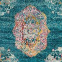 Link to Turquoise of this rug: SKU#3148368