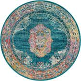 4' x 4' Amulet Round Rug thumbnail