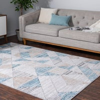 Geometric Abstract Rugs image