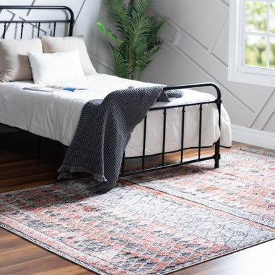 Tribal Bedroom Rugs