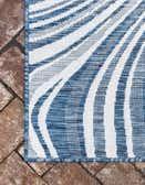 9' x 12' Outdoor Modern Rug thumbnail