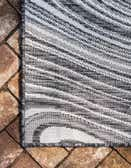 2' x 6' Outdoor Modern Runner Rug thumbnail