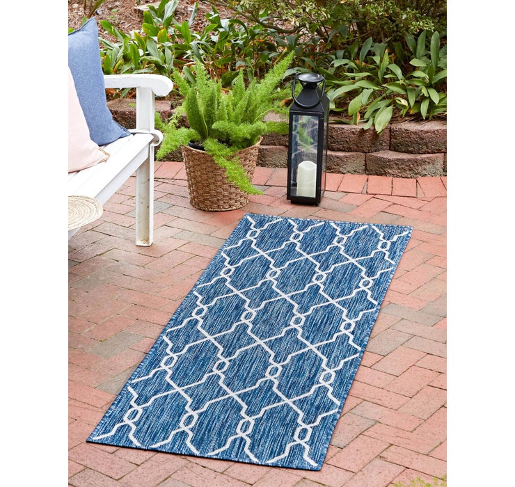 2' x 6' Outdoor Trellis Runner ...