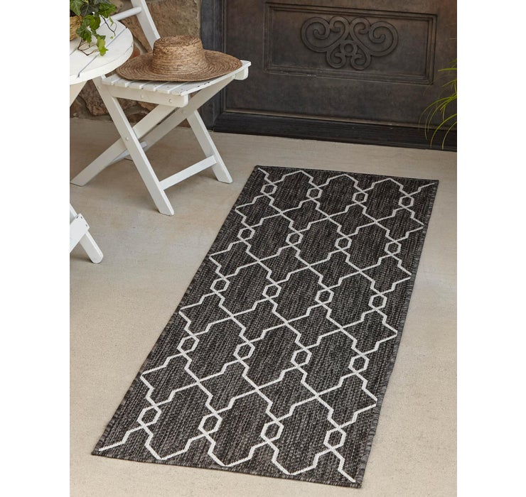 60cm x 183cm Outdoor Trellis Runner ...