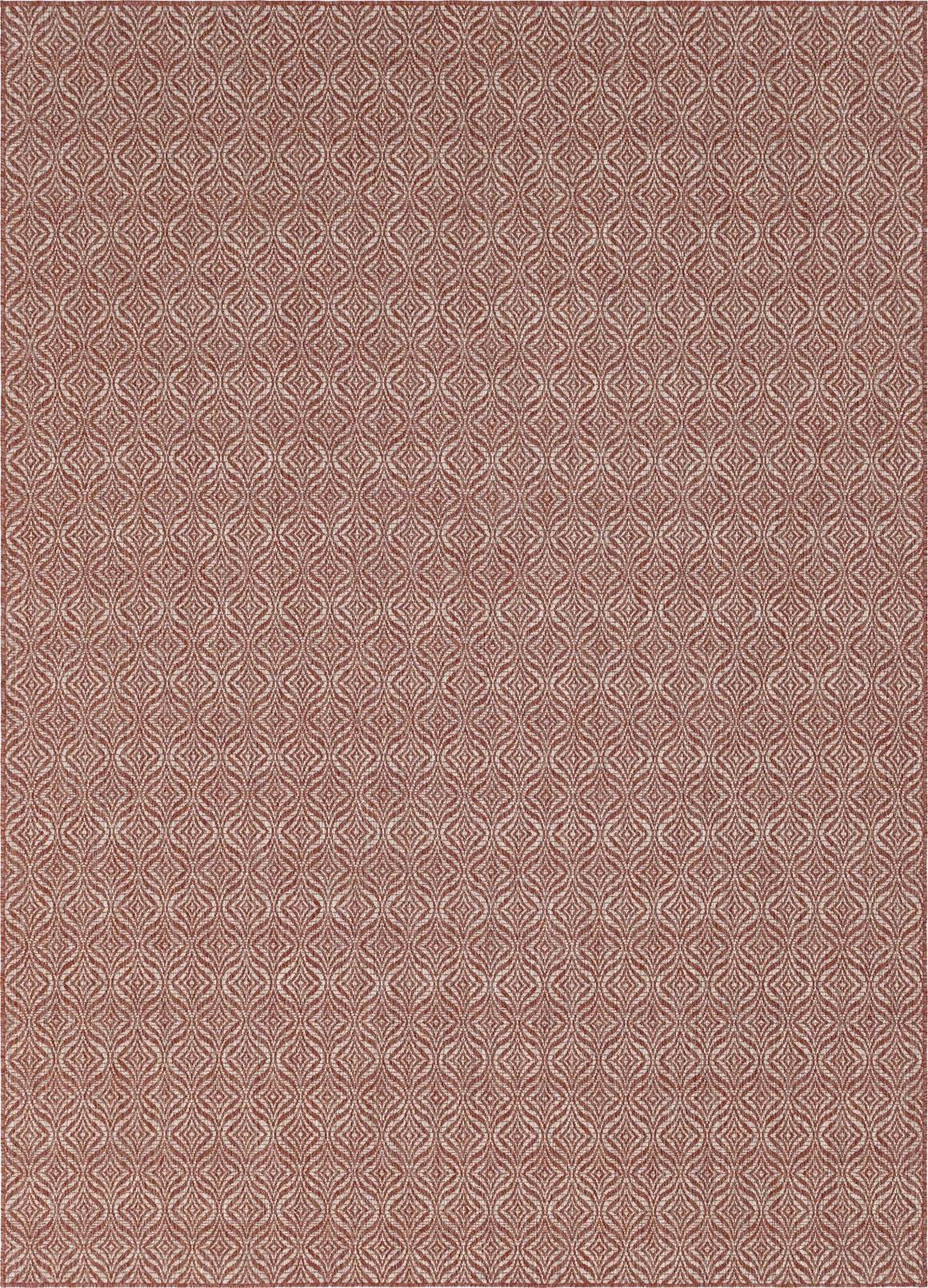 8' x 11' 4 Outdoor Trellis Rug main image