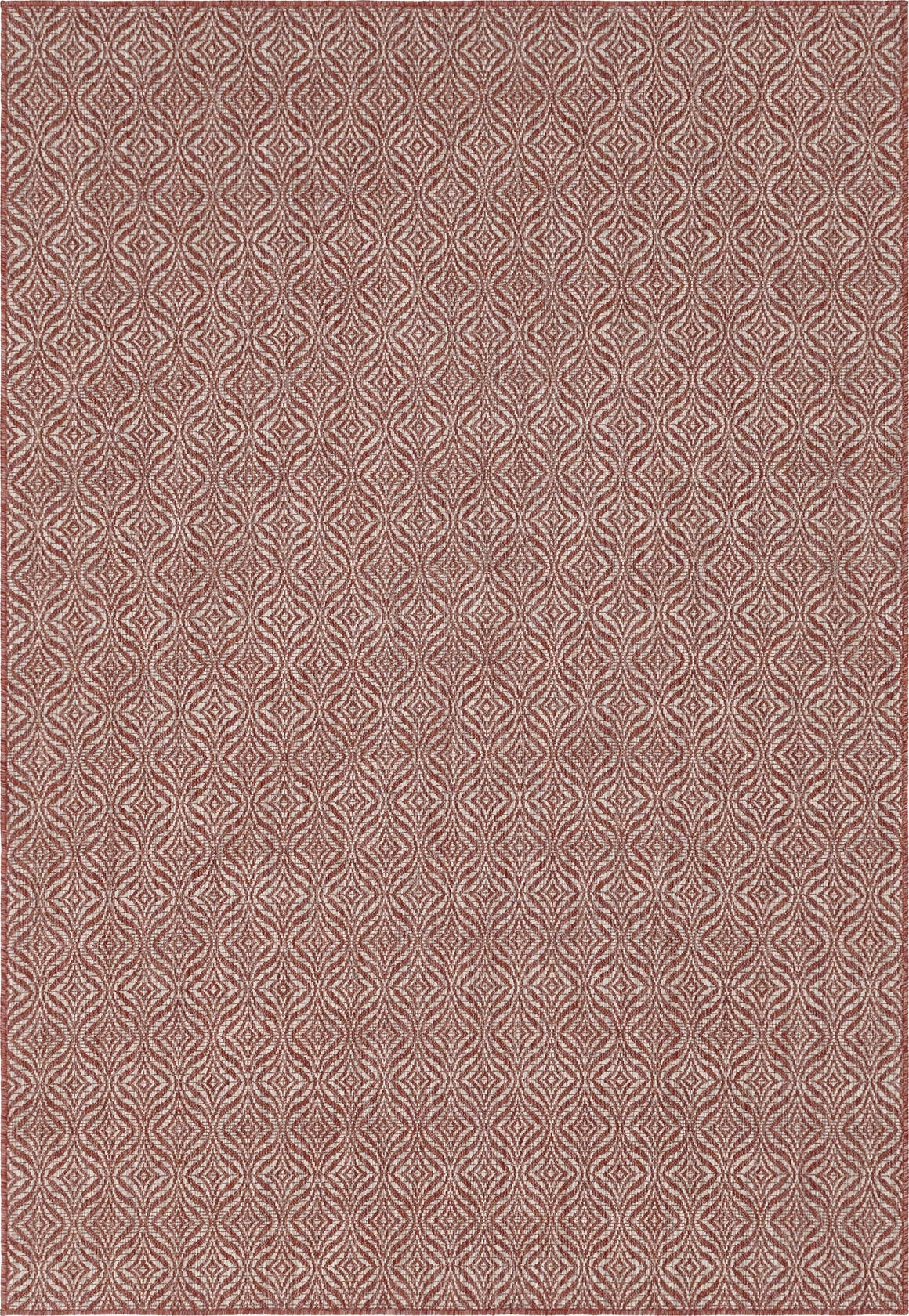 6' x 9' Outdoor Trellis Rug main image