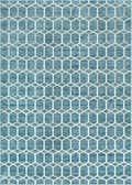 9' 10 x 14' Lattice Trellis Rug thumbnail