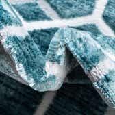 6' x 9' Lattice Trellis Rug thumbnail
