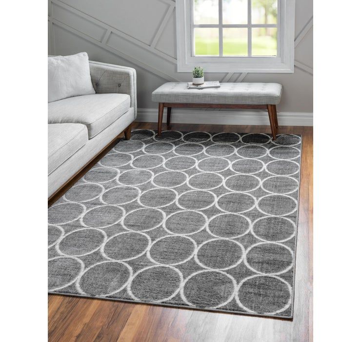 122cm x 183cm Lattice Trellis Rug