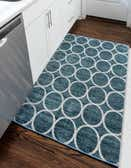 5' x 8' Lattice Trellis Rug thumbnail