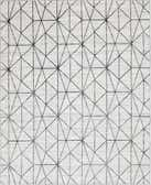 8' x 10' Lattice Trellis Rug thumbnail