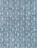 9' x 12' Lattice Trellis Rug thumbnail