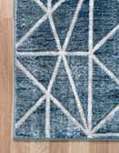 3' x 10' Lattice Trellis Runner Rug thumbnail