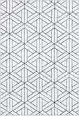 6' x 9' Lattice Trellis Rug thumbnail