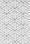 4' x 6' Lattice Trellis Rug thumbnail