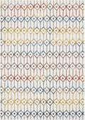 7' x 10' Lattice Trellis Rug thumbnail