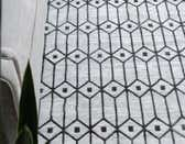 8' x 10' Lattice Trellis Rug thumbnail
