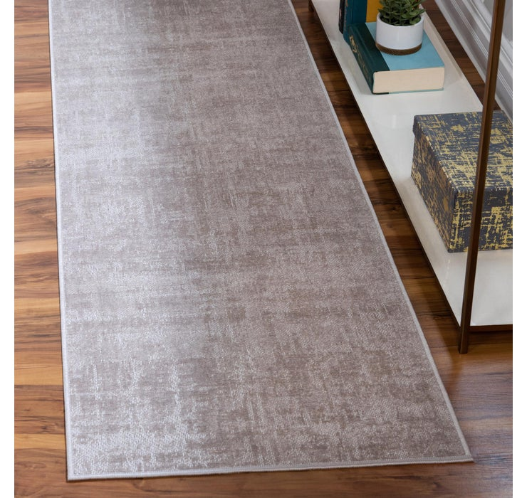 Image of  Ivory Valencia Runner Rug