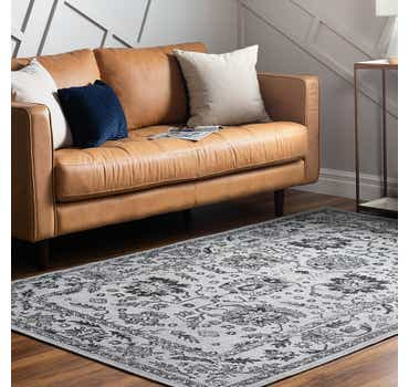 Image of  Light Gray Lucerne Rug
