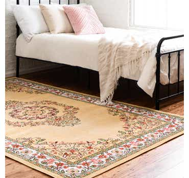 Image of  Yellow Lucerne Rug