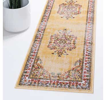 Image of  Yellow Lucerne Runner Rug